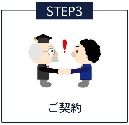 パートナー ステップ3