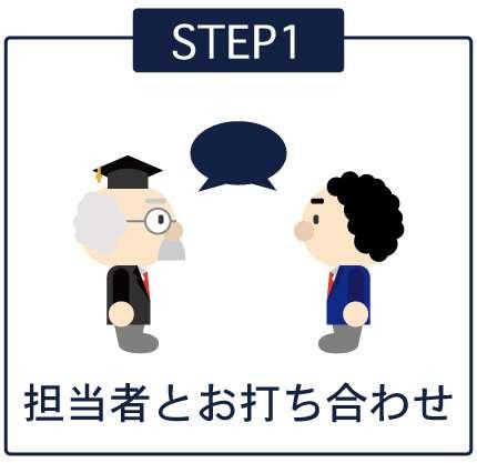 パートナー ステップ1